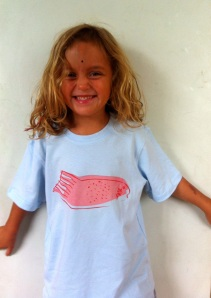 Rosie's fish!